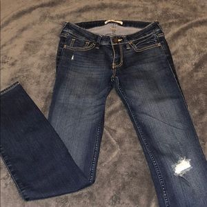 Hollister Boot Cut Jeans Size 3R